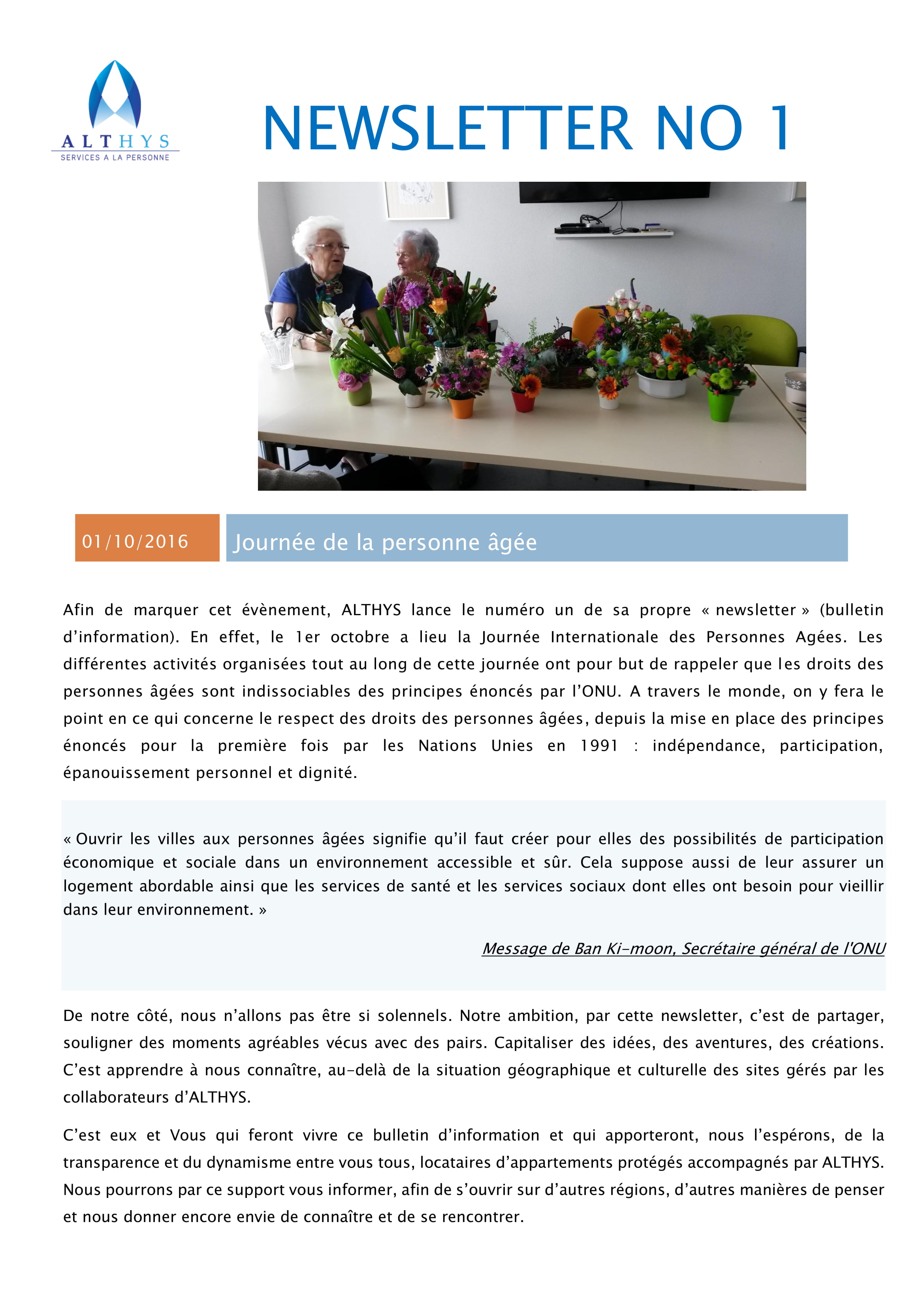 thumbnail of Newsletter_Althys